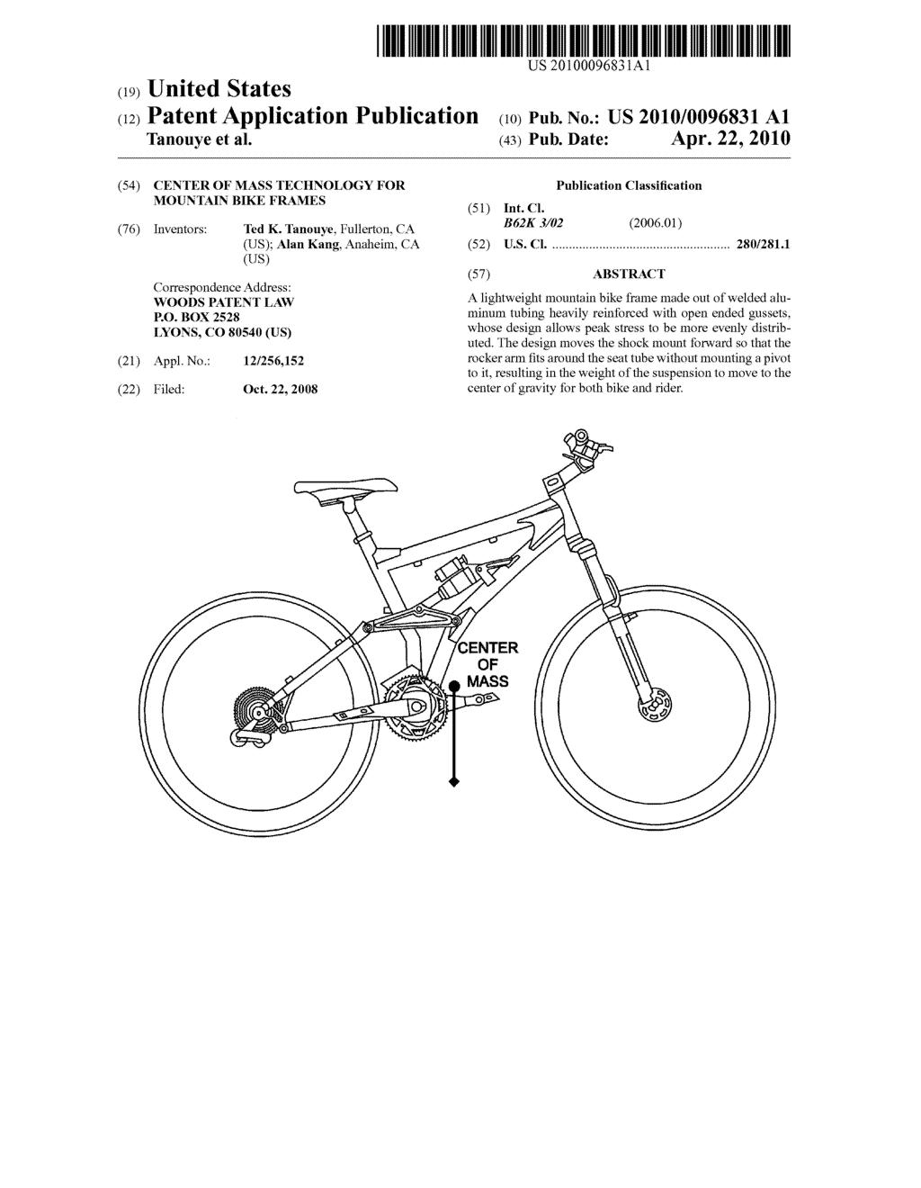 Pleasant Center Of Mass Technology For Mountain Bike Frames Diagram Wiring Database Gramgelartorg
