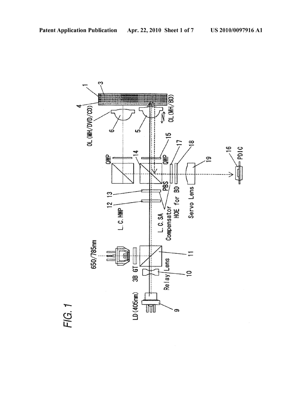 Optical Disk, Recording/Reproducing Method Thereof, and Optical Disk Apparatus with Employment of Optical Disk - diagram, schematic, and image 02