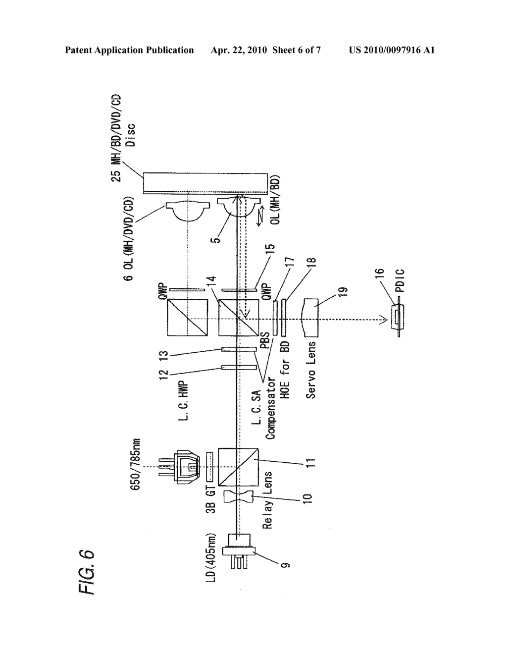 Optical Disk, Recording/Reproducing Method Thereof, and Optical Disk Apparatus with Employment of Optical Disk - diagram, schematic, and image 07