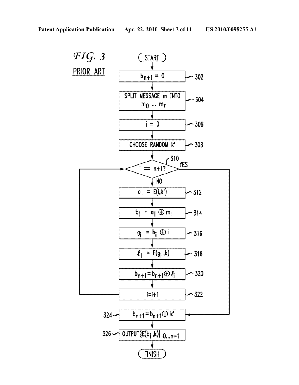 SYSTEM AND METHOD FOR A DERIVATION FUNCTION FOR KEY PER PAGE - diagram, schematic, and image 04