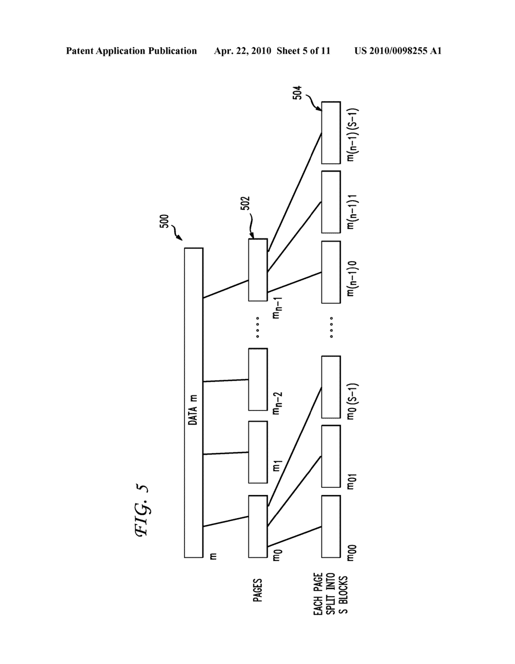 SYSTEM AND METHOD FOR A DERIVATION FUNCTION FOR KEY PER PAGE - diagram, schematic, and image 06