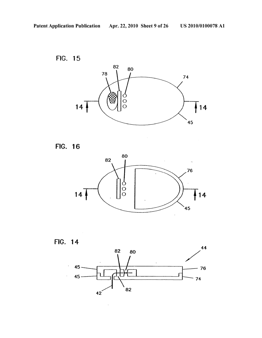 Analyte Monitoring Device and Methods of Use - diagram, schematic, and image 10