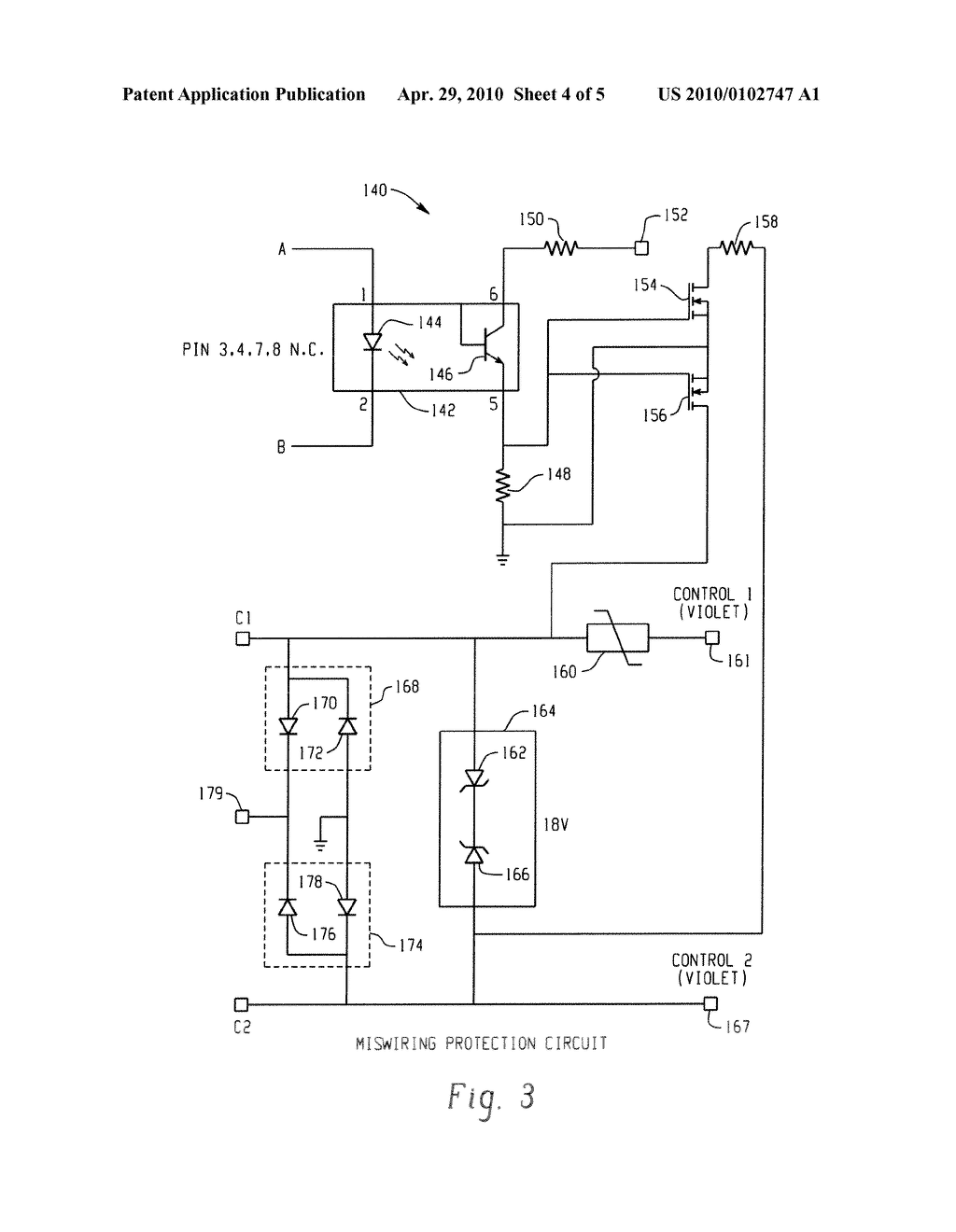 UNIFIED 0-10V AND DALI DIMMING INTERFACE CIRCUIT - diagram, schematic, and  image 05