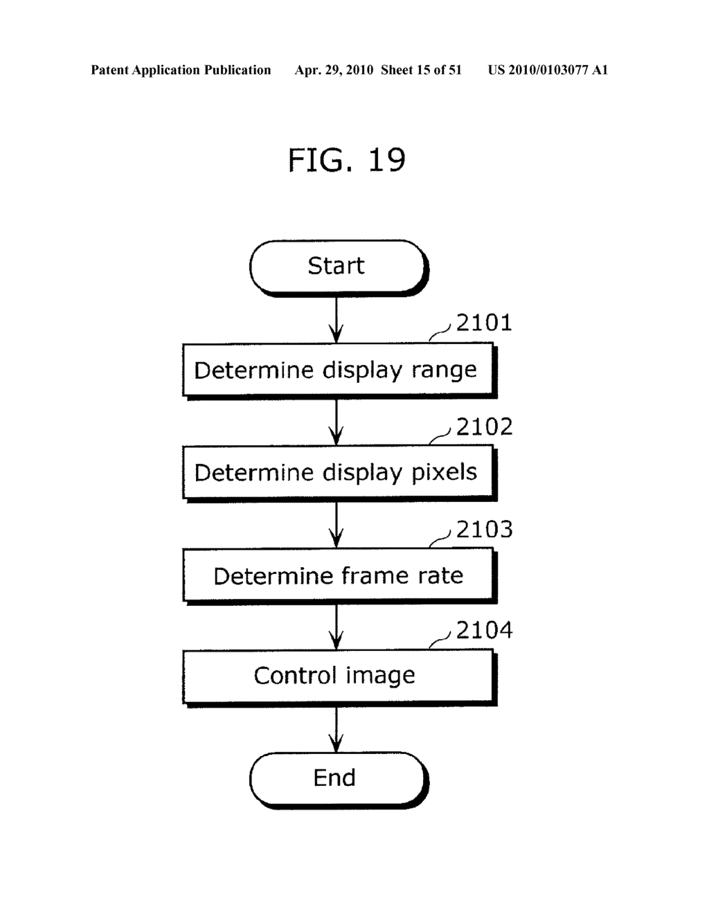 IMAGE DISPLAY APPARATUS, DISPLAY METHOD THEREOF, PROGRAM, INTEGRATED CIRCUIT, GOGGLE-TYPE HEAD-MOUNTED DISPLAY, VEHICLE, BINOCULARS, AND DESKTOP DISPLAY - diagram, schematic, and image 16