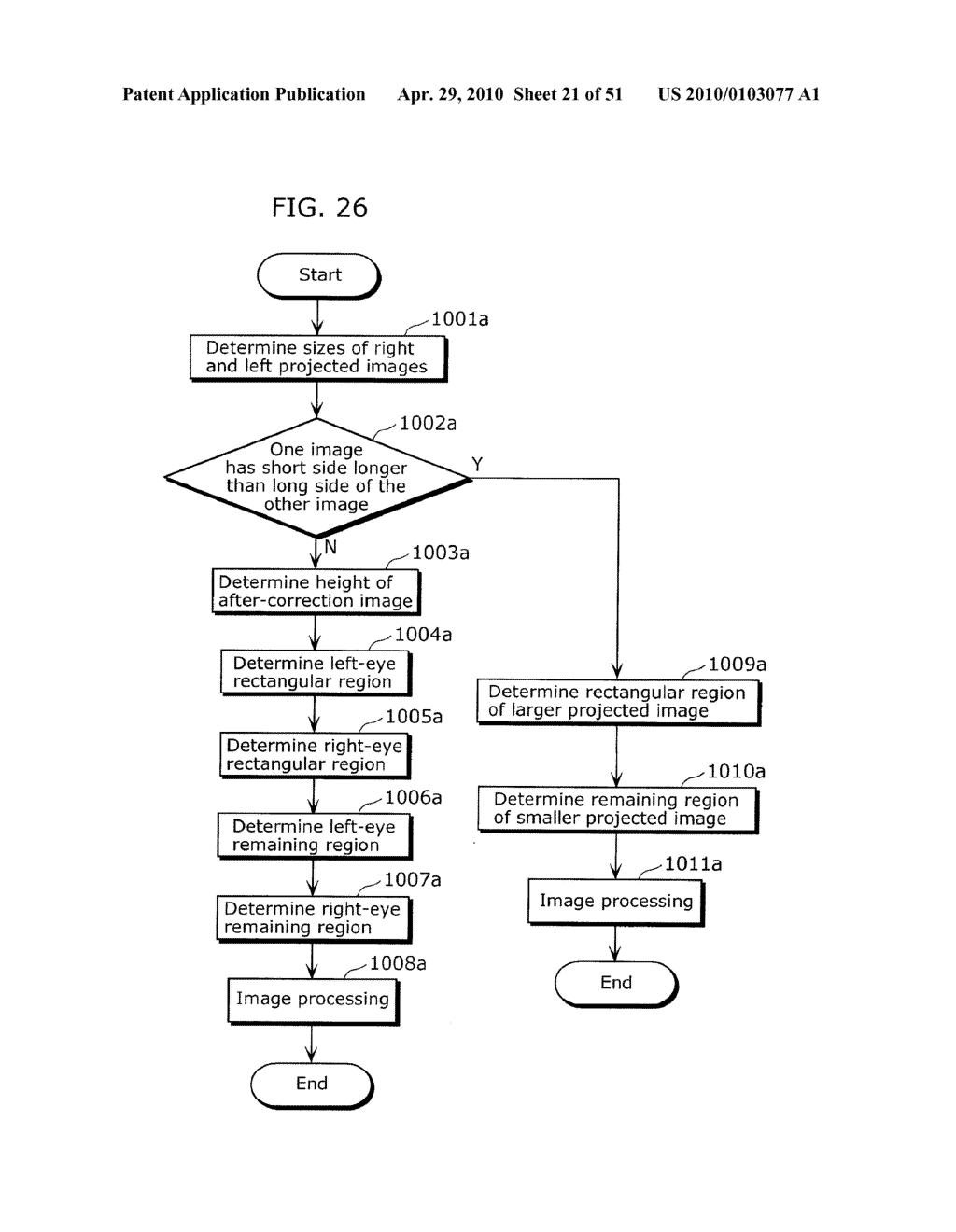 IMAGE DISPLAY APPARATUS, DISPLAY METHOD THEREOF, PROGRAM, INTEGRATED CIRCUIT, GOGGLE-TYPE HEAD-MOUNTED DISPLAY, VEHICLE, BINOCULARS, AND DESKTOP DISPLAY - diagram, schematic, and image 22