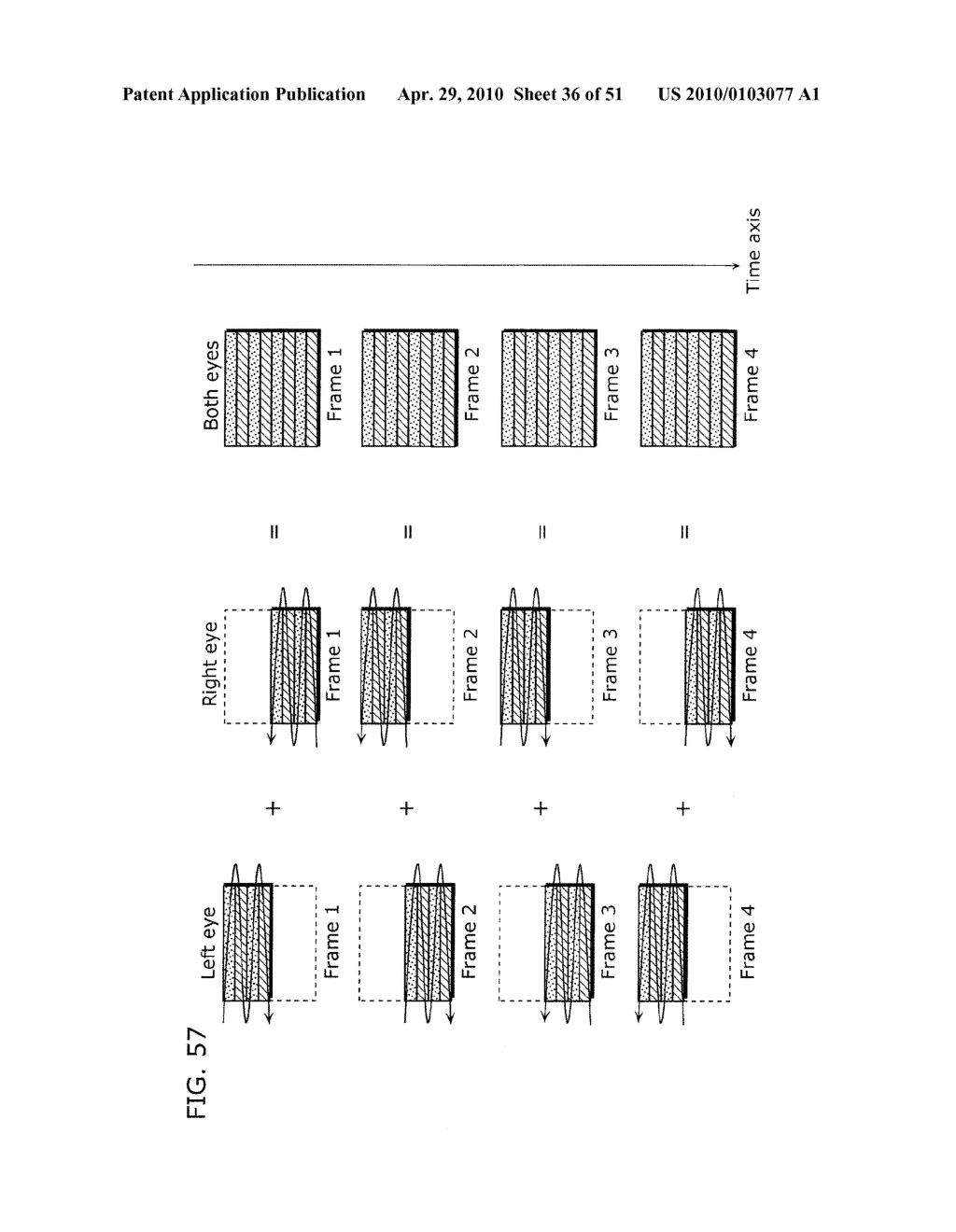 IMAGE DISPLAY APPARATUS, DISPLAY METHOD THEREOF, PROGRAM, INTEGRATED CIRCUIT, GOGGLE-TYPE HEAD-MOUNTED DISPLAY, VEHICLE, BINOCULARS, AND DESKTOP DISPLAY - diagram, schematic, and image 37