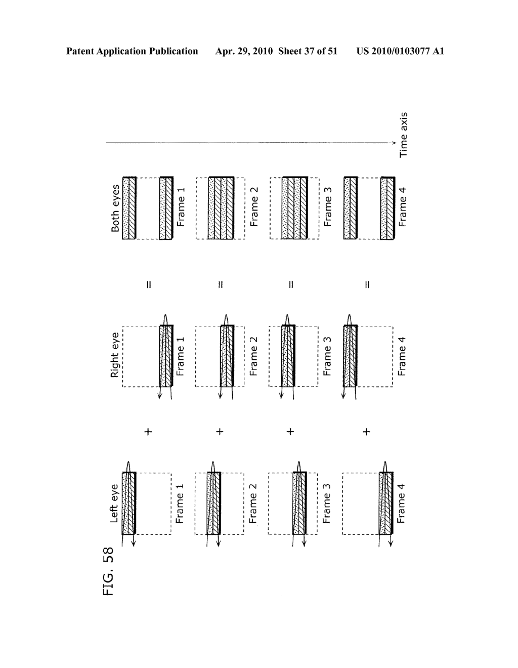 IMAGE DISPLAY APPARATUS, DISPLAY METHOD THEREOF, PROGRAM, INTEGRATED CIRCUIT, GOGGLE-TYPE HEAD-MOUNTED DISPLAY, VEHICLE, BINOCULARS, AND DESKTOP DISPLAY - diagram, schematic, and image 38