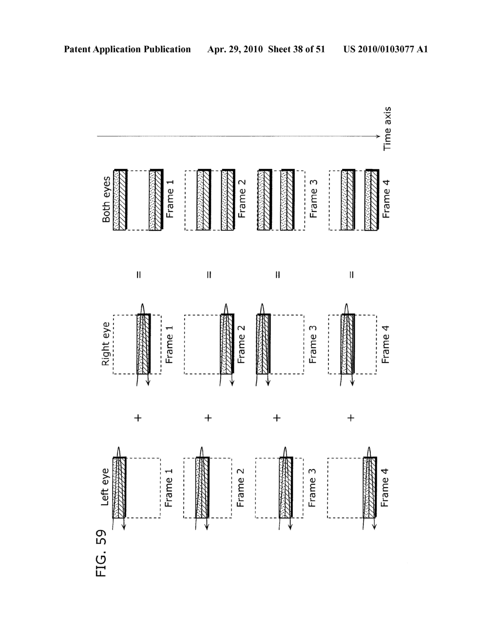 IMAGE DISPLAY APPARATUS, DISPLAY METHOD THEREOF, PROGRAM, INTEGRATED CIRCUIT, GOGGLE-TYPE HEAD-MOUNTED DISPLAY, VEHICLE, BINOCULARS, AND DESKTOP DISPLAY - diagram, schematic, and image 39