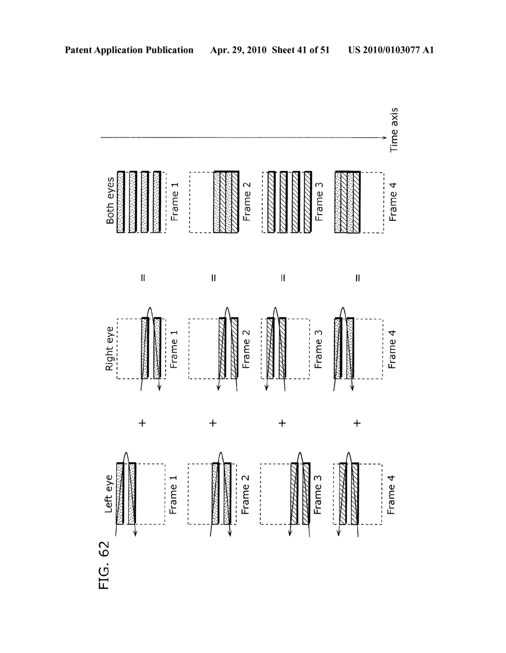 IMAGE DISPLAY APPARATUS, DISPLAY METHOD THEREOF, PROGRAM, INTEGRATED CIRCUIT, GOGGLE-TYPE HEAD-MOUNTED DISPLAY, VEHICLE, BINOCULARS, AND DESKTOP DISPLAY - diagram, schematic, and image 42