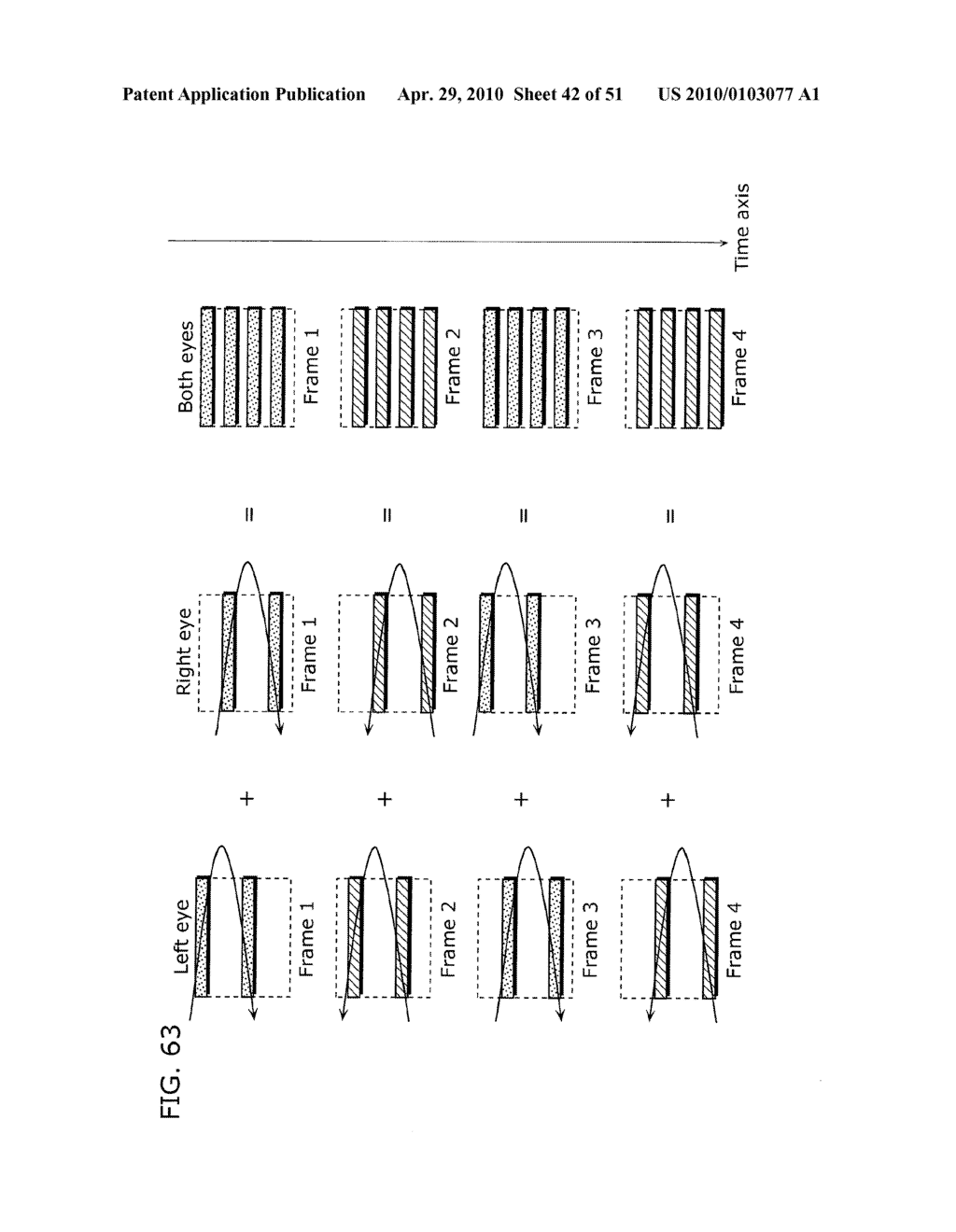 IMAGE DISPLAY APPARATUS, DISPLAY METHOD THEREOF, PROGRAM, INTEGRATED CIRCUIT, GOGGLE-TYPE HEAD-MOUNTED DISPLAY, VEHICLE, BINOCULARS, AND DESKTOP DISPLAY - diagram, schematic, and image 43