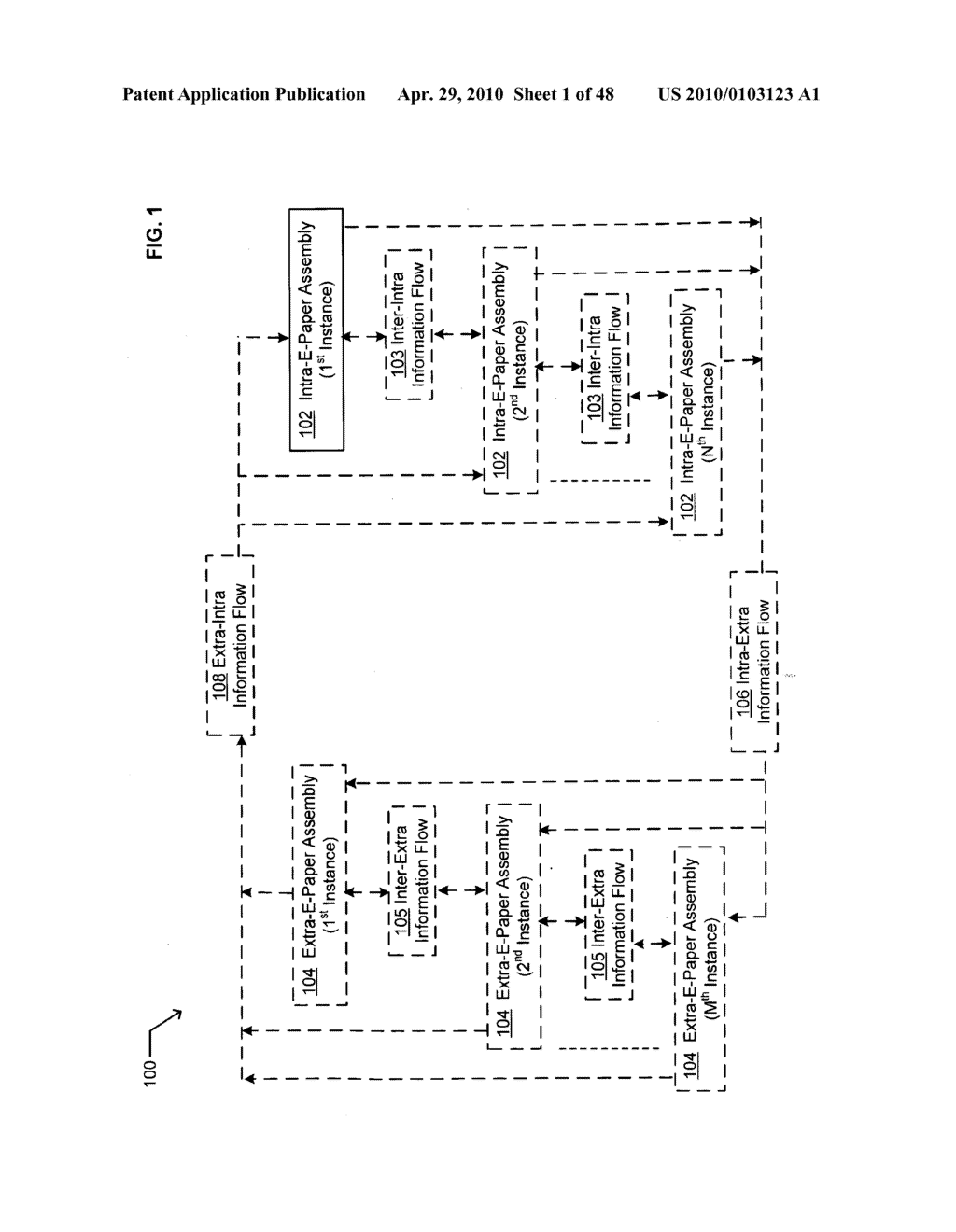 Bendable electronic device status information system and method - diagram, schematic, and image 02