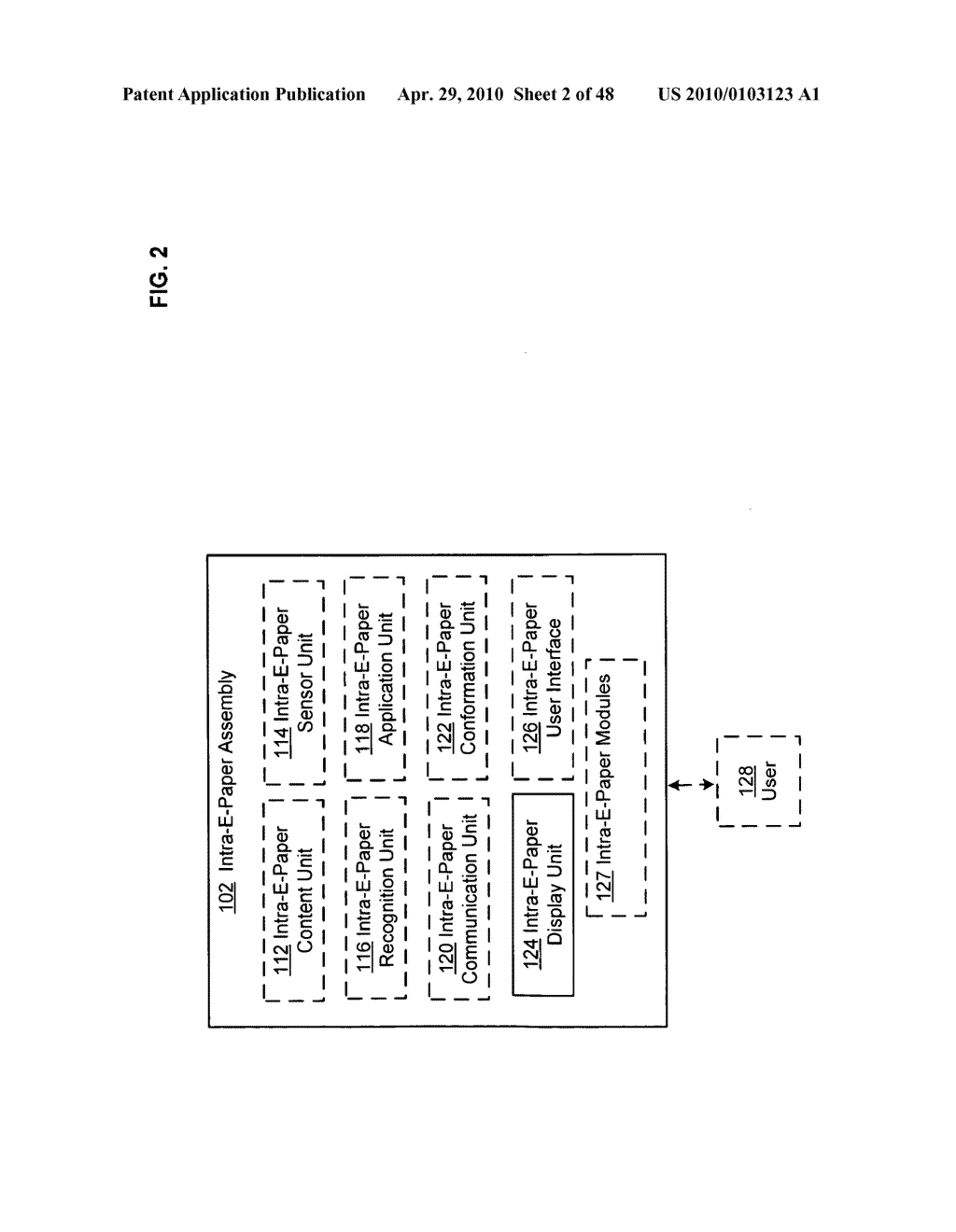 Bendable electronic device status information system and method - diagram, schematic, and image 03