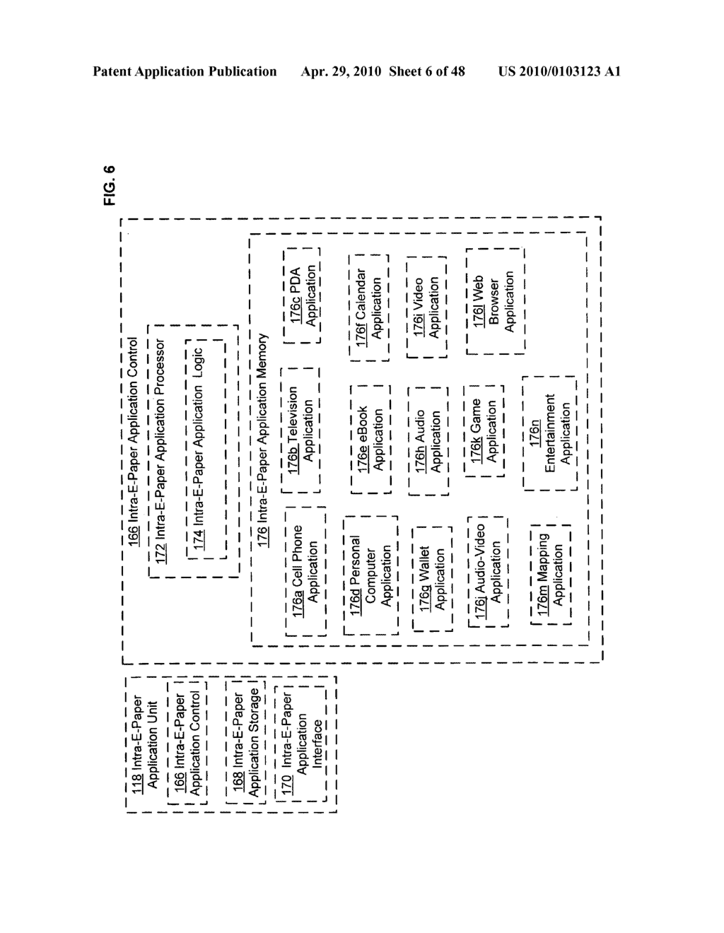 Bendable electronic device status information system and method - diagram, schematic, and image 07