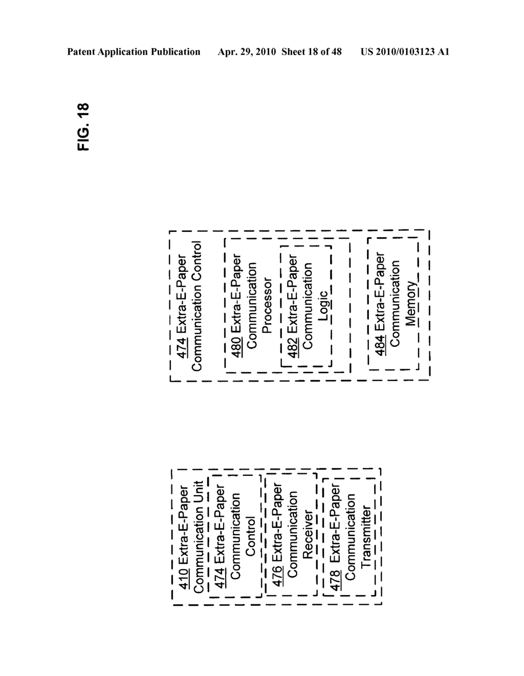 Bendable electronic device status information system and method - diagram, schematic, and image 19