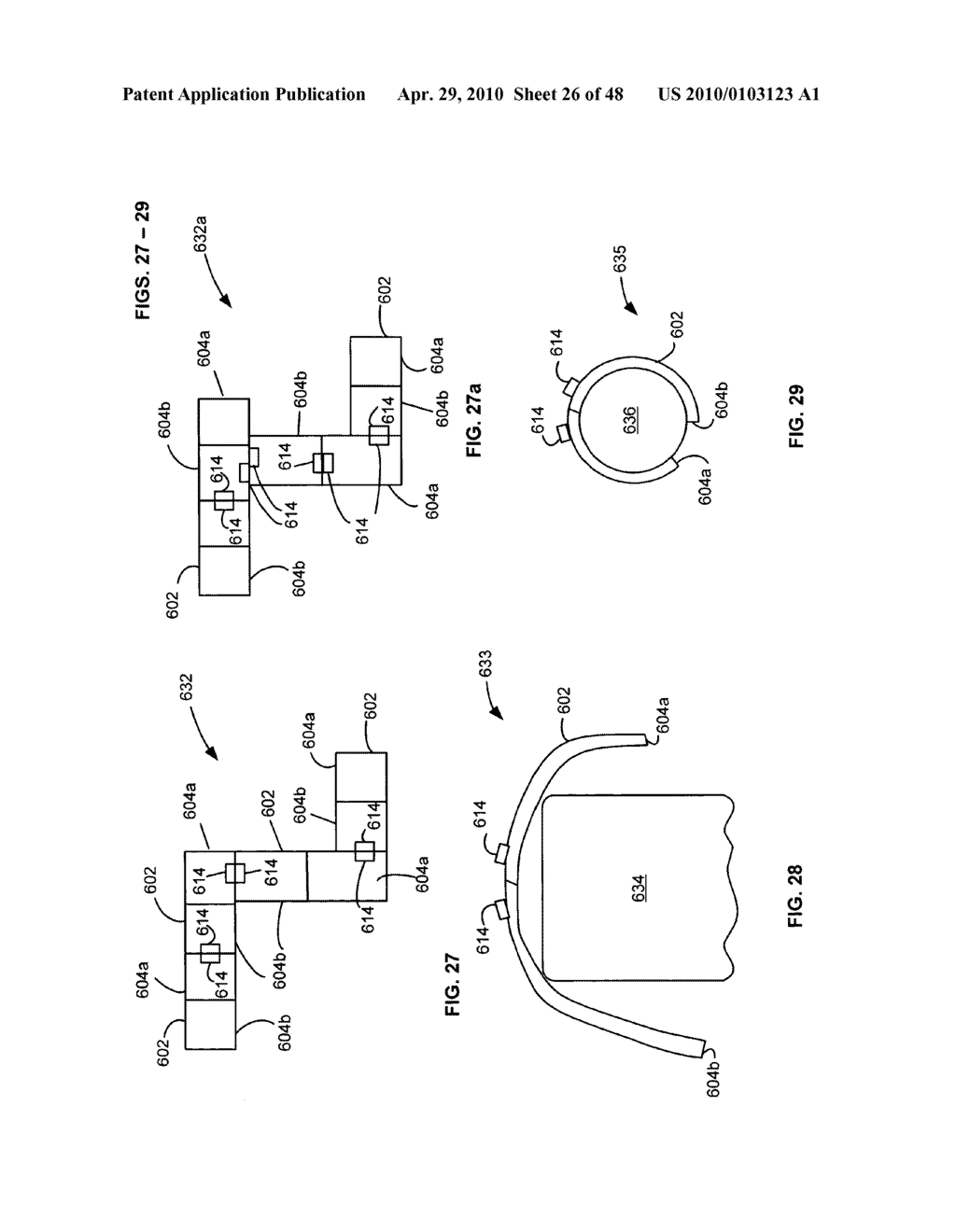 Bendable electronic device status information system and method - diagram, schematic, and image 27
