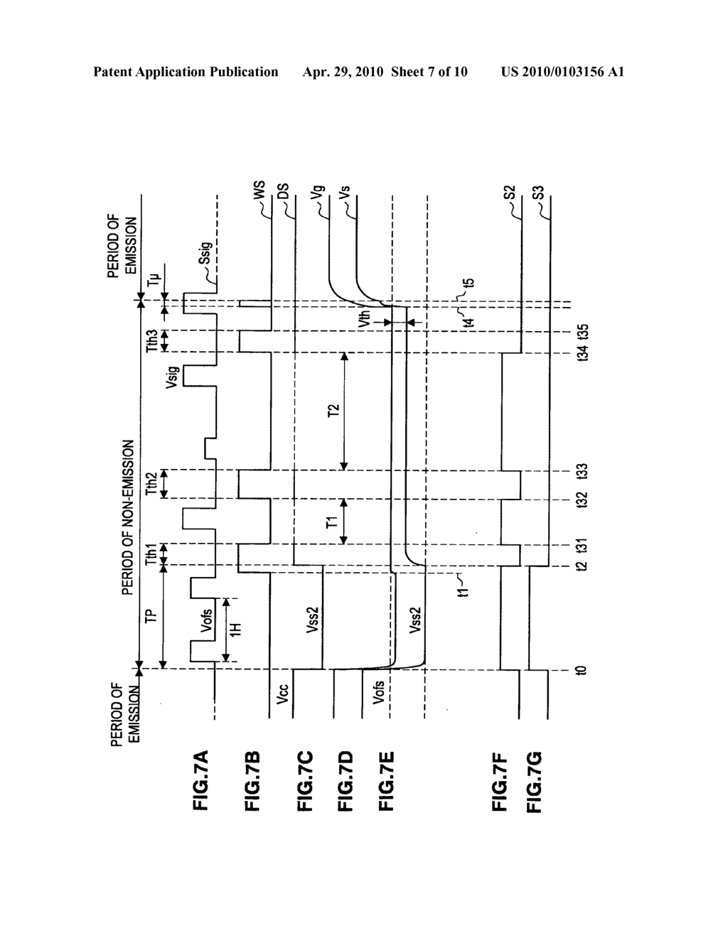 Image display apparatus and method of driving the image display apparatus - diagram, schematic, and image 08