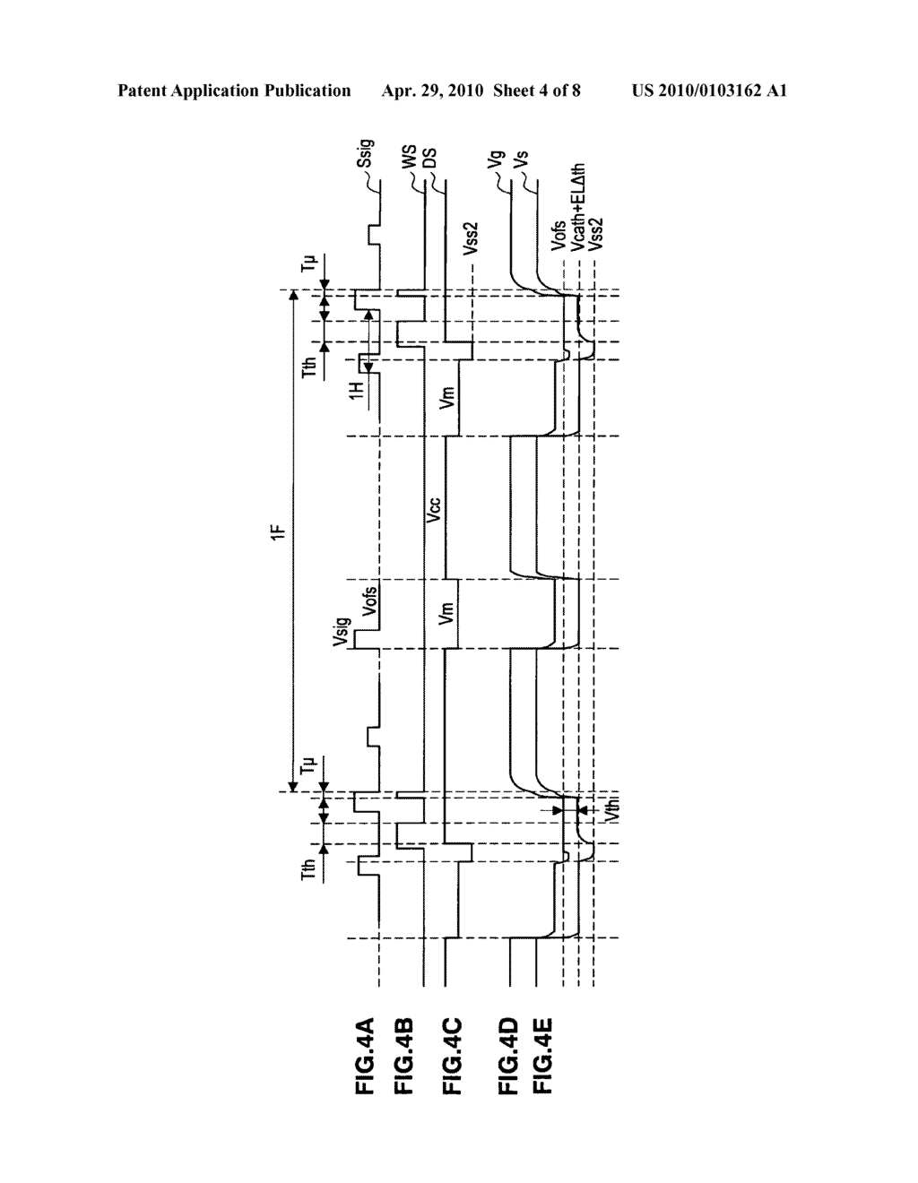 Image display apparatus and method of driving the image display apparatus - diagram, schematic, and image 05