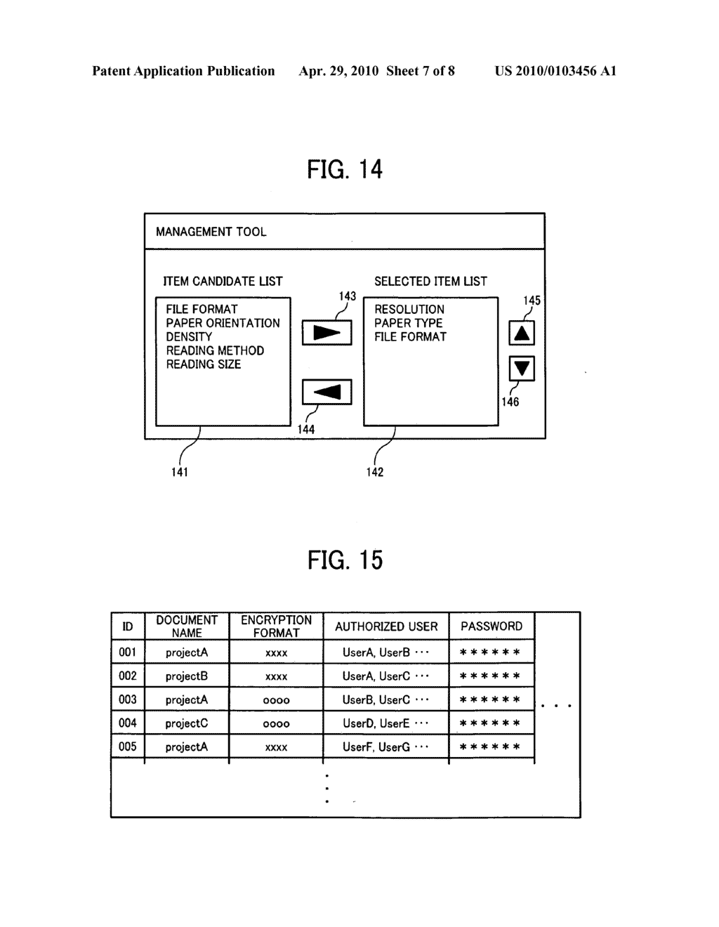 Apparatus and system of image processing apparatus, and medium storing image processing control program - diagram, schematic, and image 08