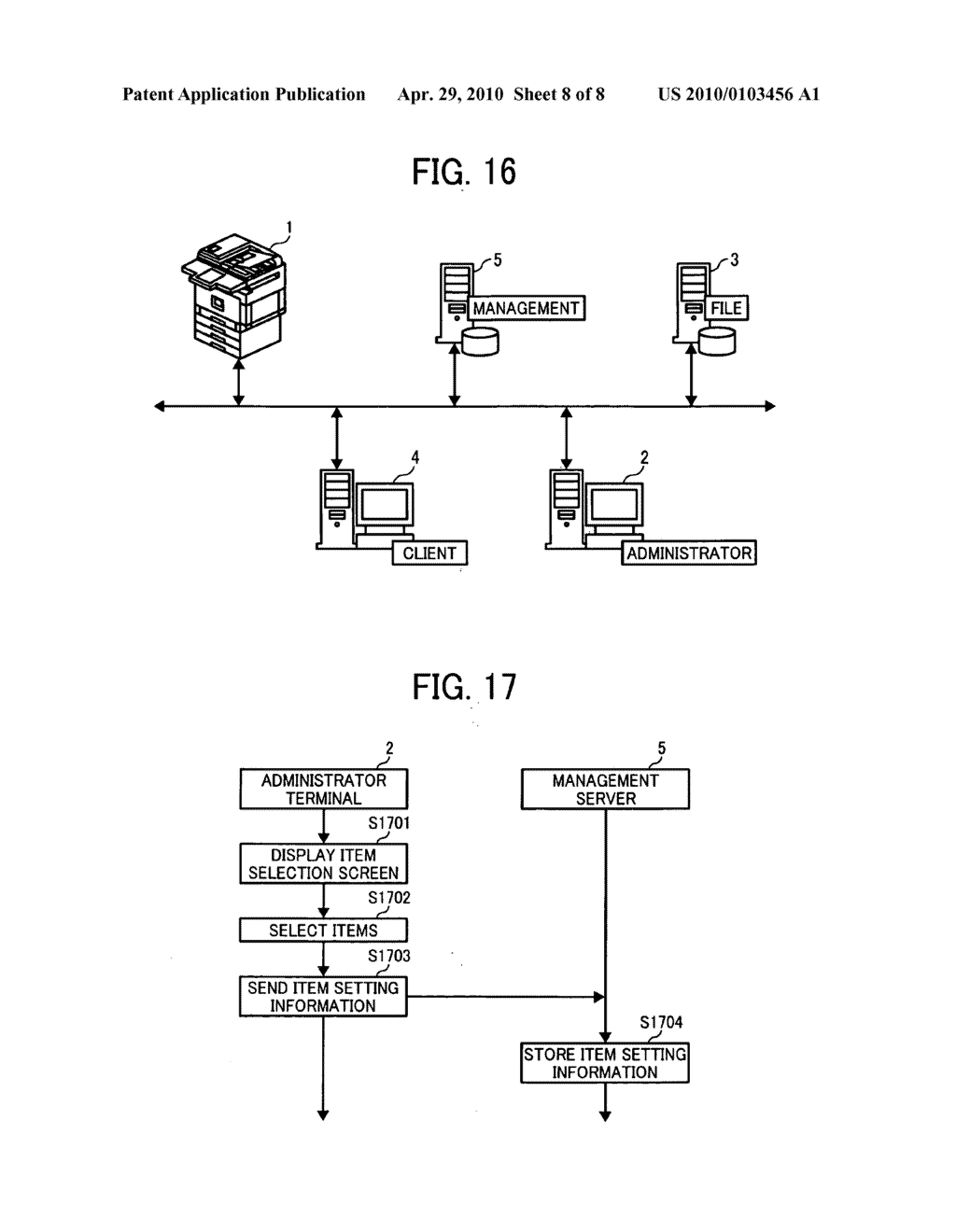 Apparatus and system of image processing apparatus, and medium storing image processing control program - diagram, schematic, and image 09