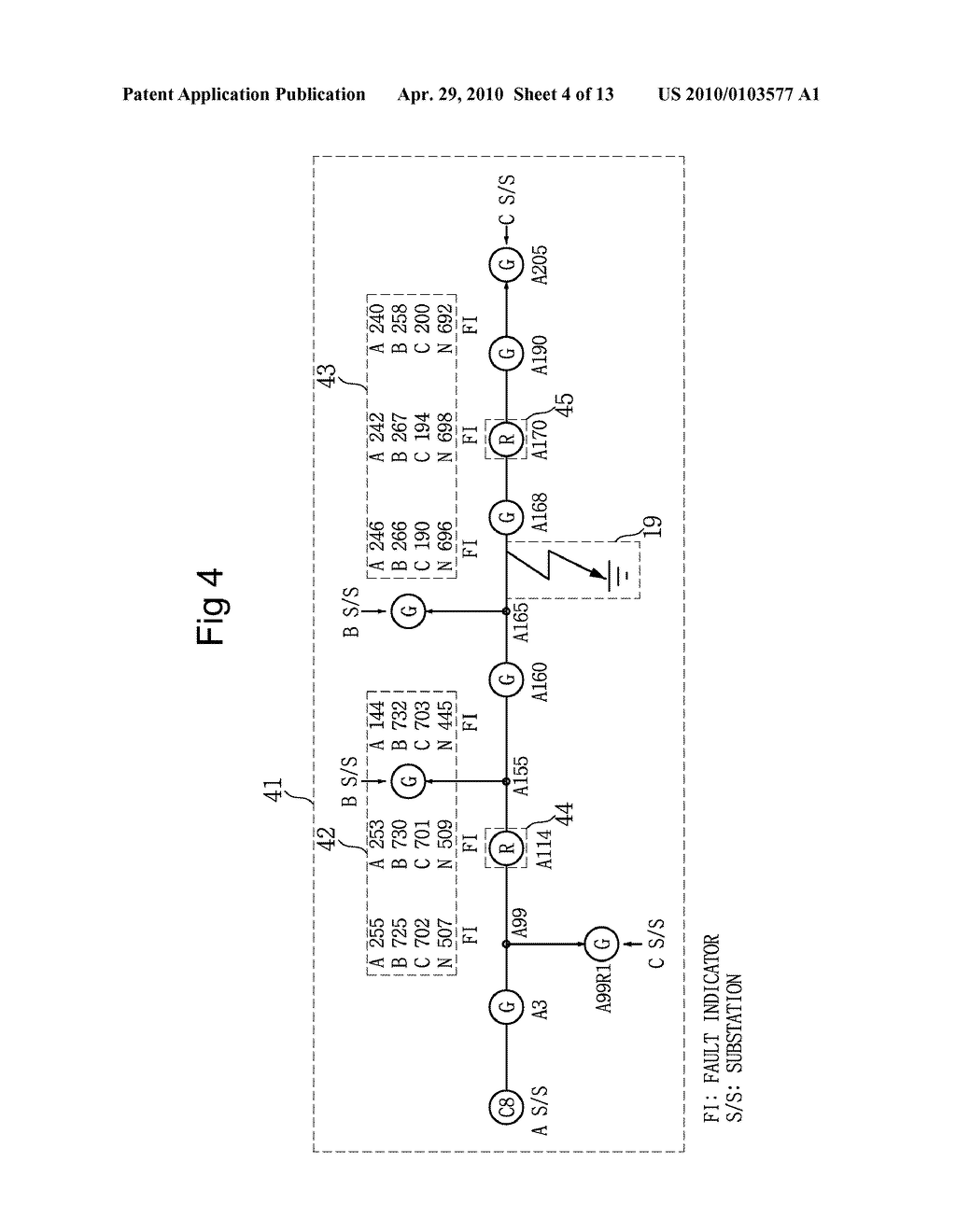 APPARATUS AND METHOD FOR PREVENTING REVERSE POWER FLOW OF OVER CURRENT RELAY  - diagram, schematic, and image 05