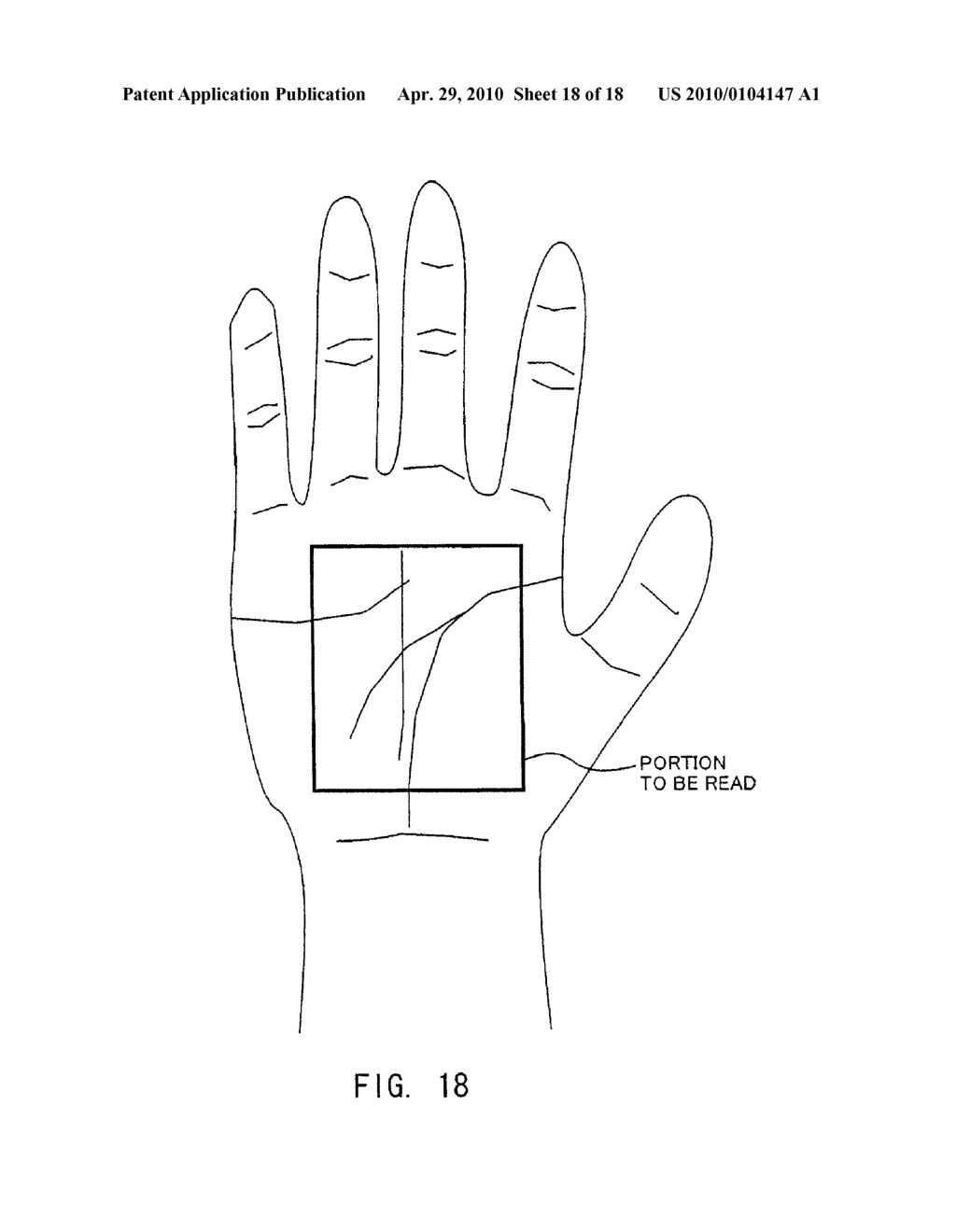 SYSTEM AND METHOD FOR IDENTIFYING AN INDIVIDUAL - diagram, schematic, and image 19