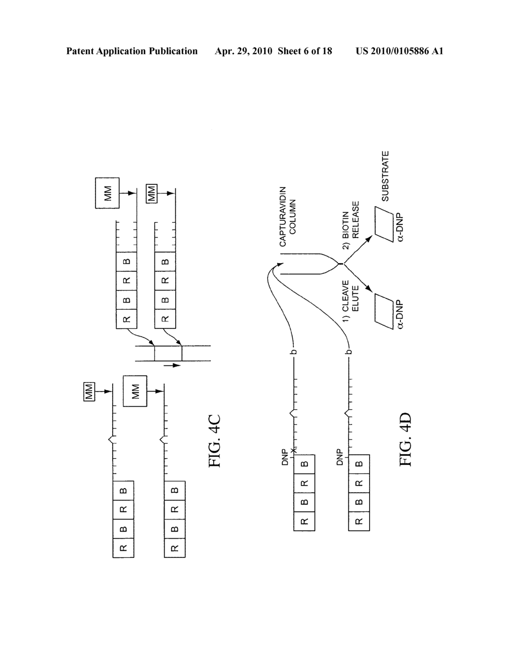 COMPOSITIONS, METHODS, AND KITS FOR FABRICATING CODED MOLECULAR TAGS - diagram, schematic, and image 07