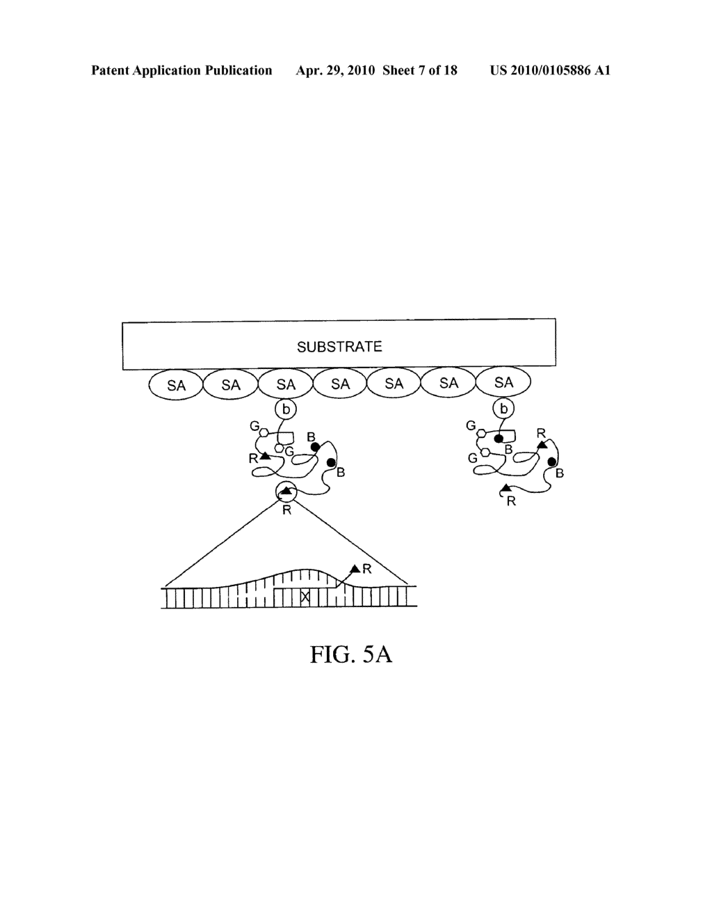 COMPOSITIONS, METHODS, AND KITS FOR FABRICATING CODED MOLECULAR TAGS - diagram, schematic, and image 08