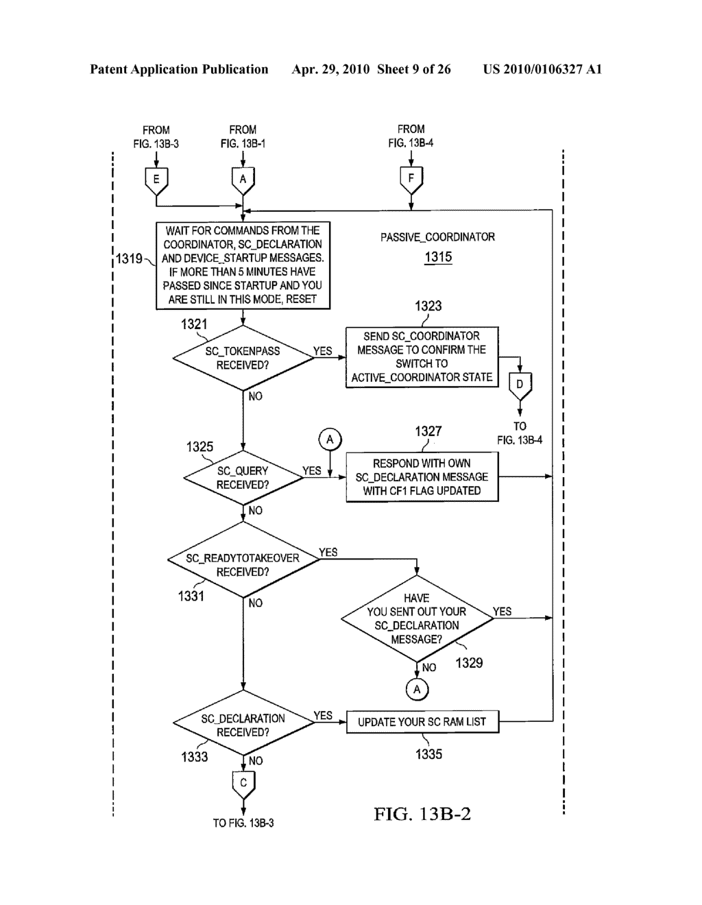 COMMUNICATION PROTOCOL SYSTEM AND METHOD FOR A DISTRIBUTED-ARCHITECTURE HEATING, VENTILATION AND AIR CONDITIONING NETWORK - diagram, schematic, and image 10