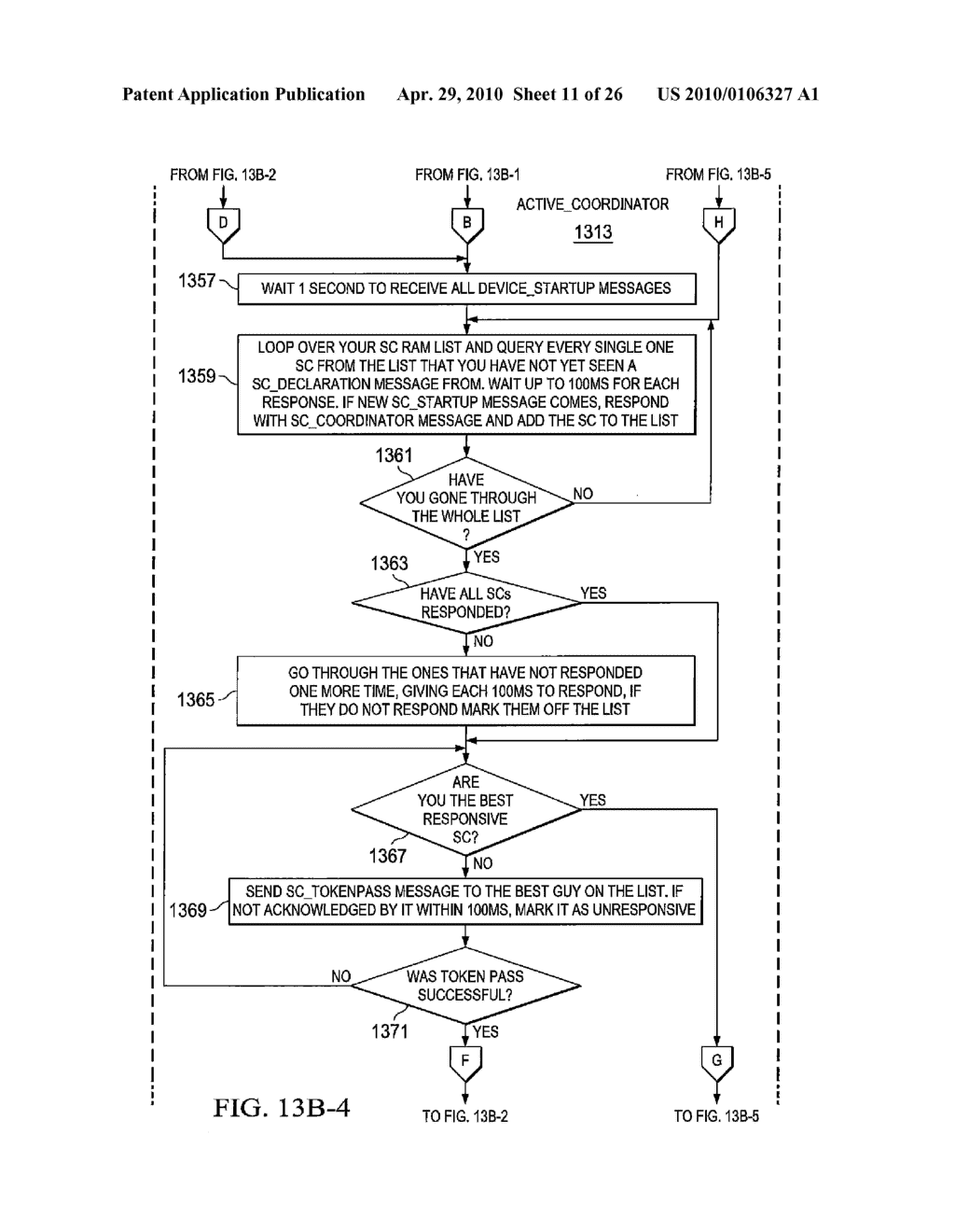 COMMUNICATION PROTOCOL SYSTEM AND METHOD FOR A DISTRIBUTED-ARCHITECTURE HEATING, VENTILATION AND AIR CONDITIONING NETWORK - diagram, schematic, and image 12