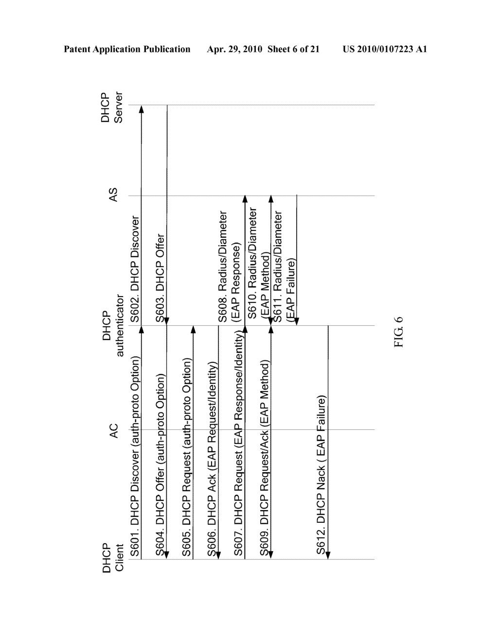 Network Access Method, System, and Apparatus - diagram, schematic, and image 07