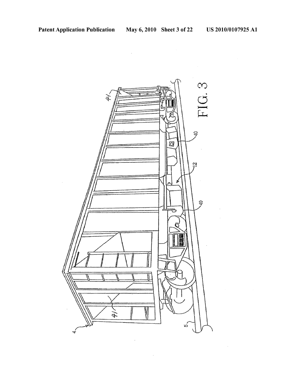 METHOD AND APPARATUS FOR APPLYING RAILWAY BALLAST - diagram, schematic, and image 04