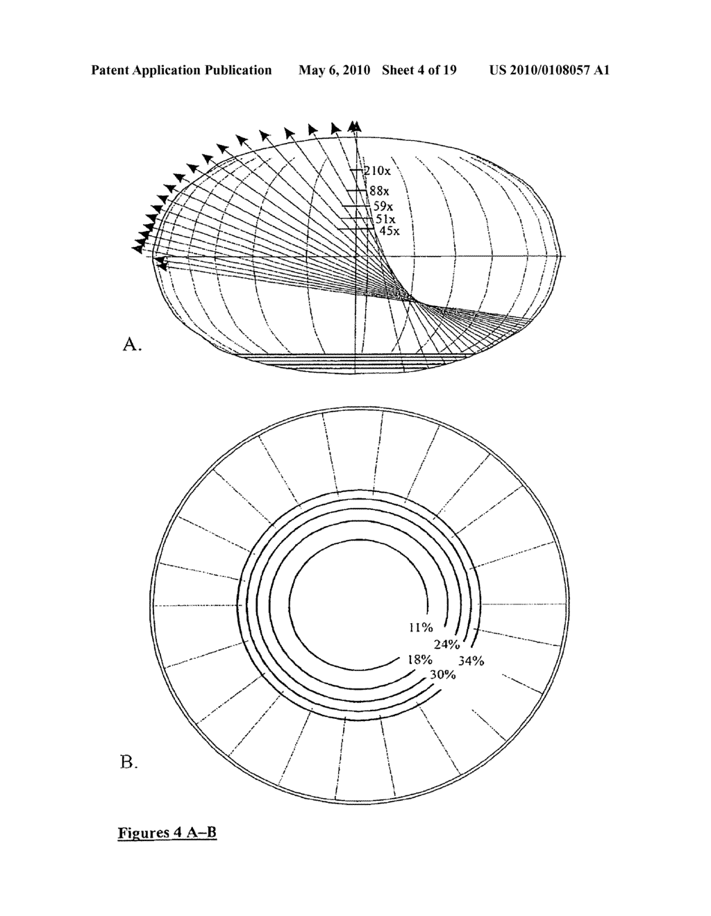 Inflatable solar concentrator balloon method and apparatus - diagram, schematic, and image 05