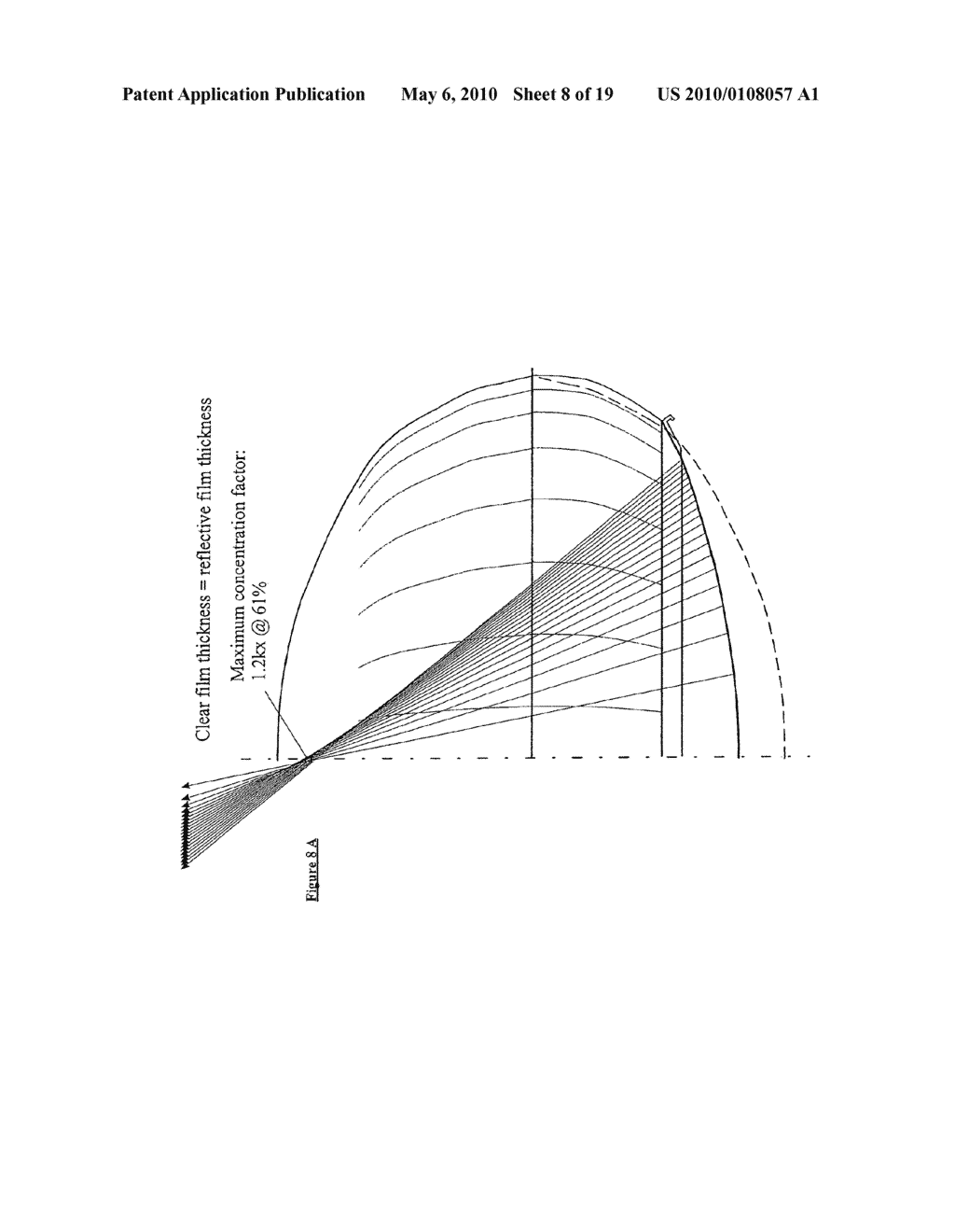 Inflatable solar concentrator balloon method and apparatus - diagram, schematic, and image 09