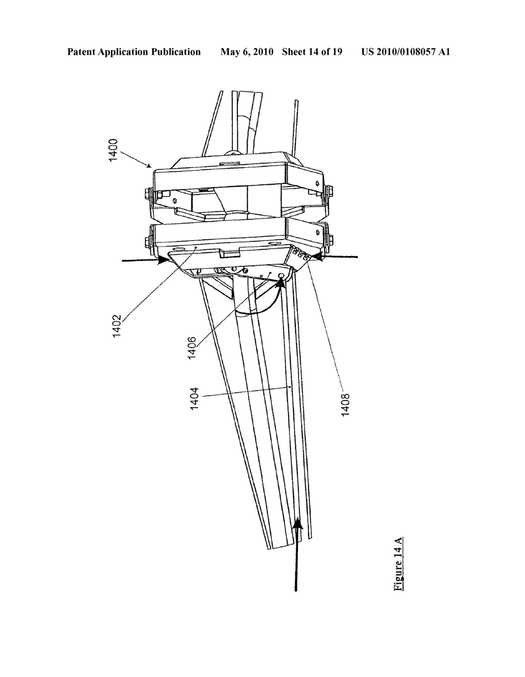 Inflatable solar concentrator balloon method and apparatus - diagram, schematic, and image 15