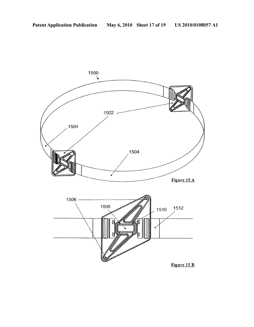 Inflatable solar concentrator balloon method and apparatus - diagram, schematic, and image 18