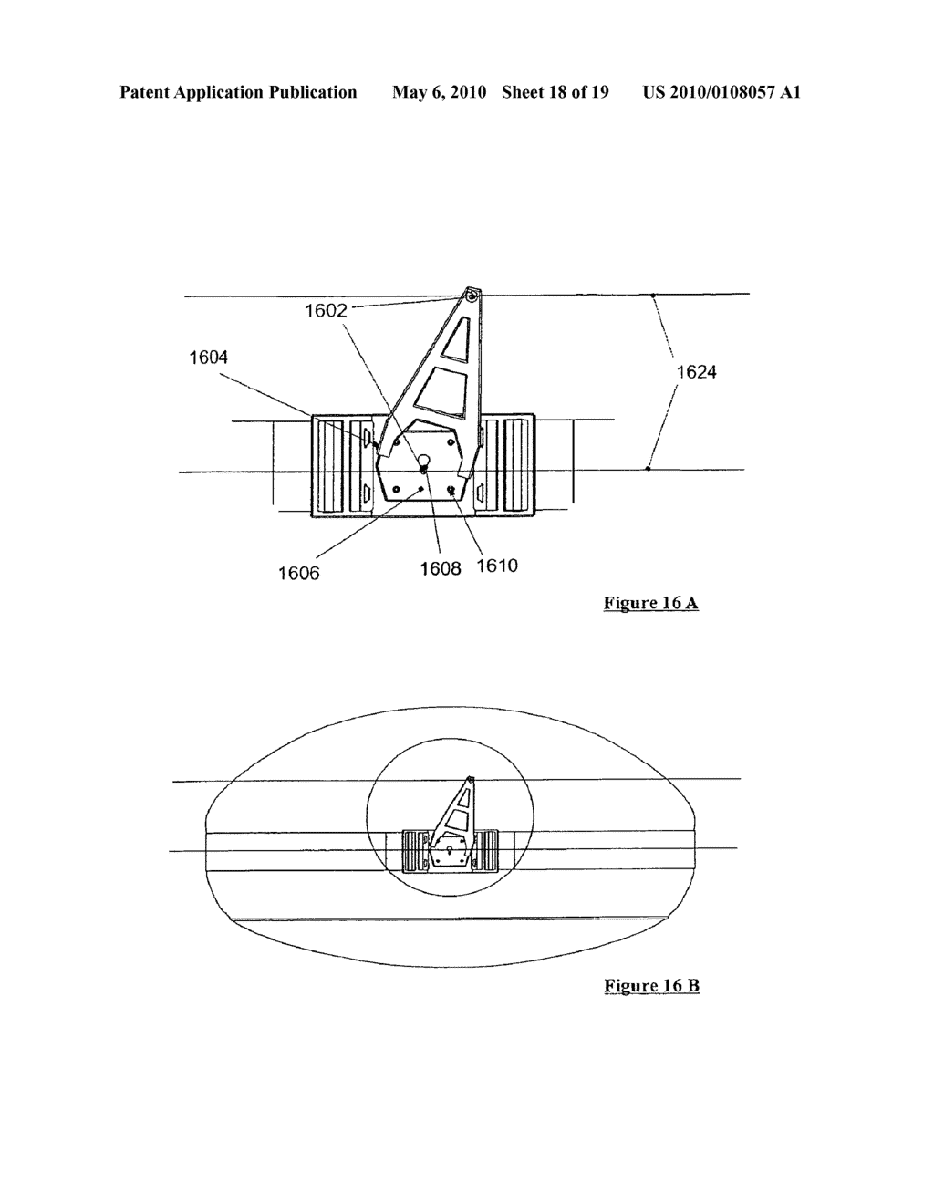 Inflatable solar concentrator balloon method and apparatus - diagram, schematic, and image 19