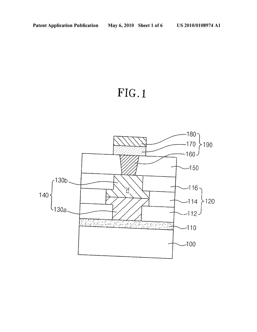 PHASE CHANGE MEMORY DEVICE HAVING A DIODE THAT HAS AN ENLARGED PN INTERFACIAL JUNCTION AND METHOD FOR MANUFACTURING THE SAME - diagram, schematic, and image 02