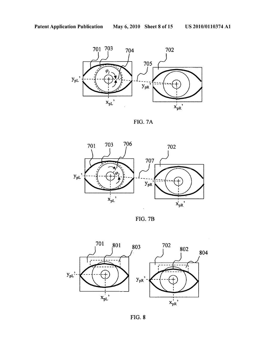 Apparatus and method for two eye imaging for iris identification - diagram, schematic, and image 09