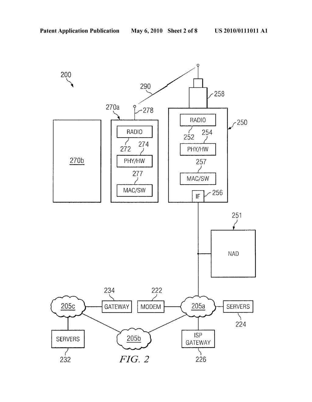 System And Method For Accelerated Network Entrance - diagram, schematic, and image 03