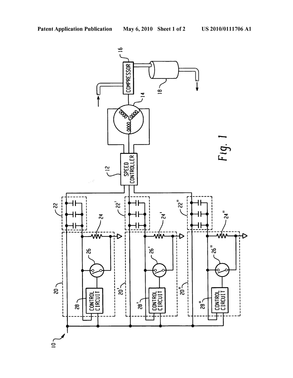 High Voltage Bus Capacitor Pre Charger Circuit Diagram Schematic Charge And Image 02