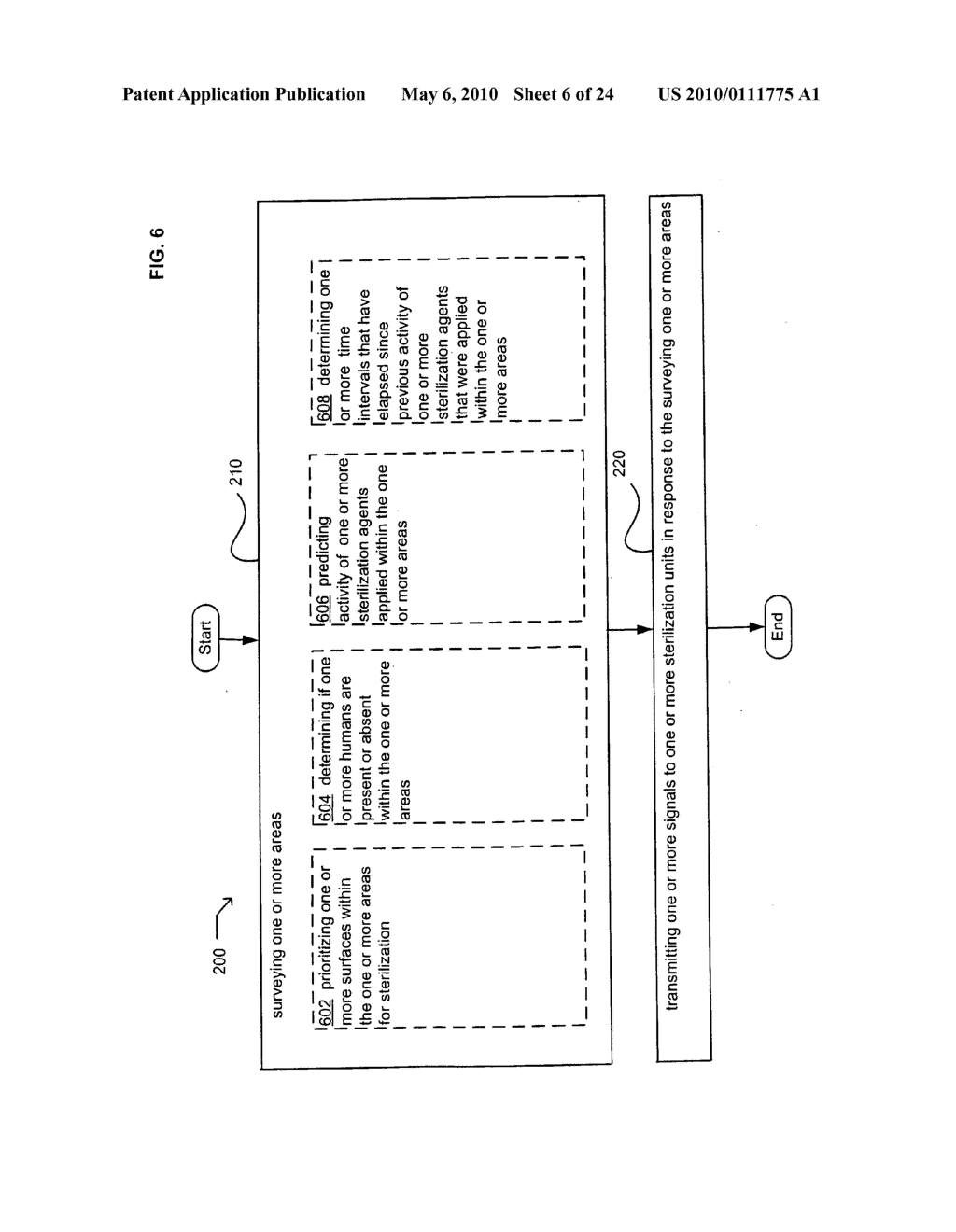 Surveying sterilizer methods and systems - diagram, schematic, and image 07