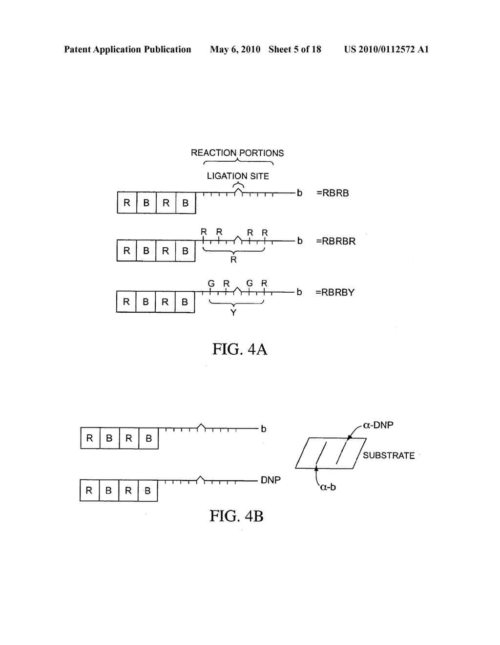 COMPOSITIONS, METHODS, AND KITS FOR FABRICATING CODED MOLECULAR TAGS - diagram, schematic, and image 06