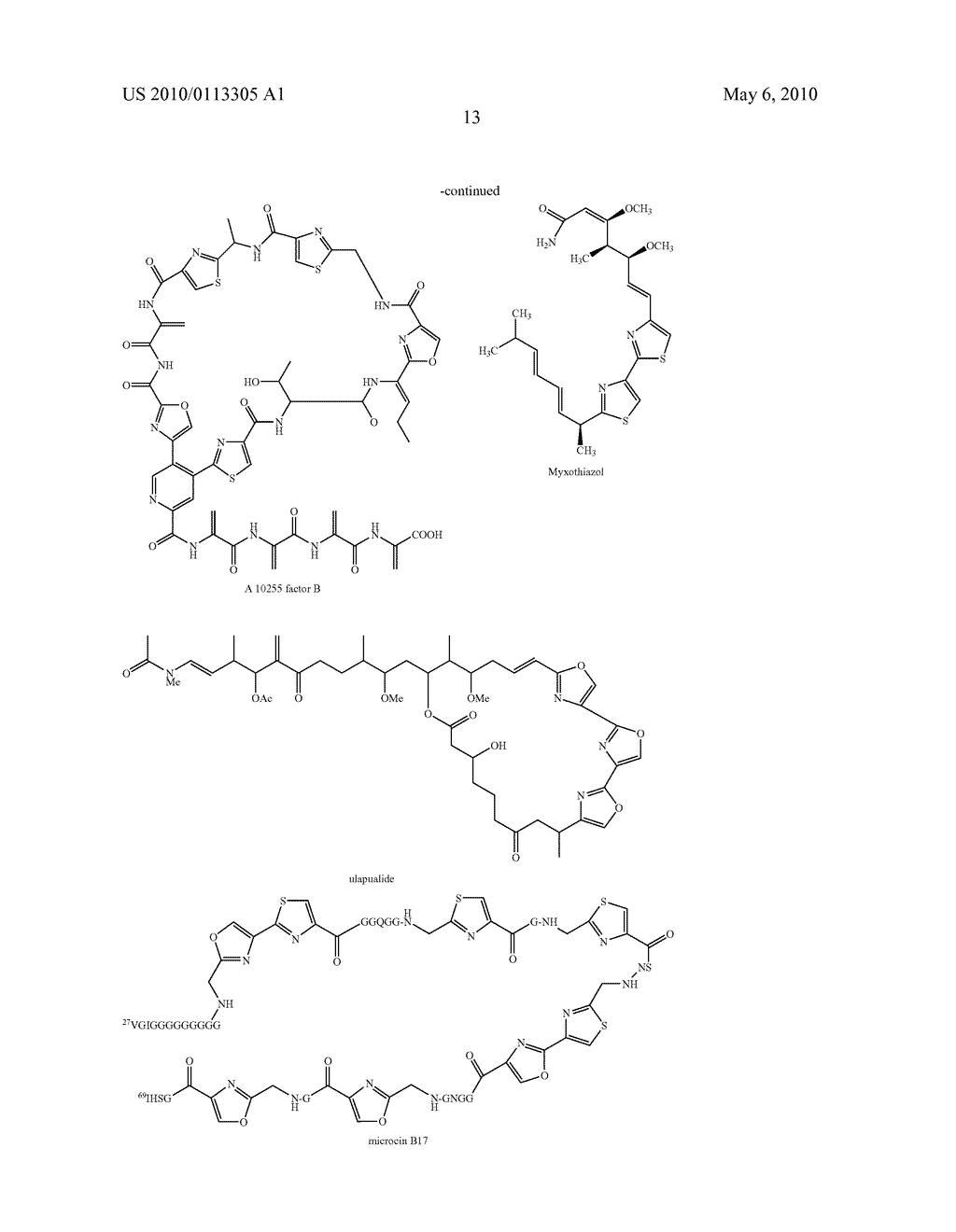 OXAZOLE AND THIAZOLE COMBINATORIAL LIBRARIES - diagram, schematic, and image 20