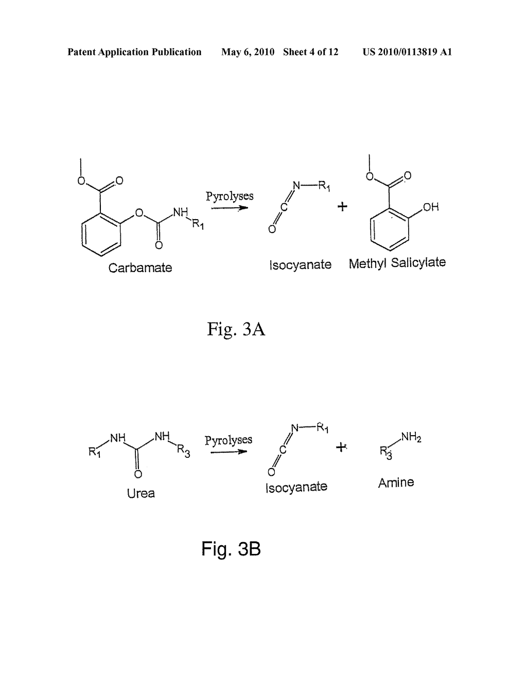 Method for Making Carbamates, Ureas and Isocyanates - diagram, schematic, and image 05