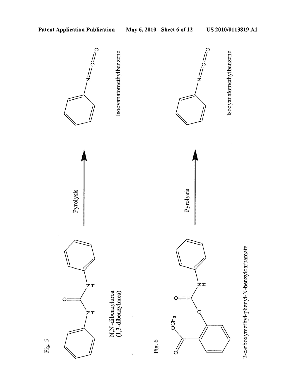Method for Making Carbamates, Ureas and Isocyanates - diagram, schematic, and image 07