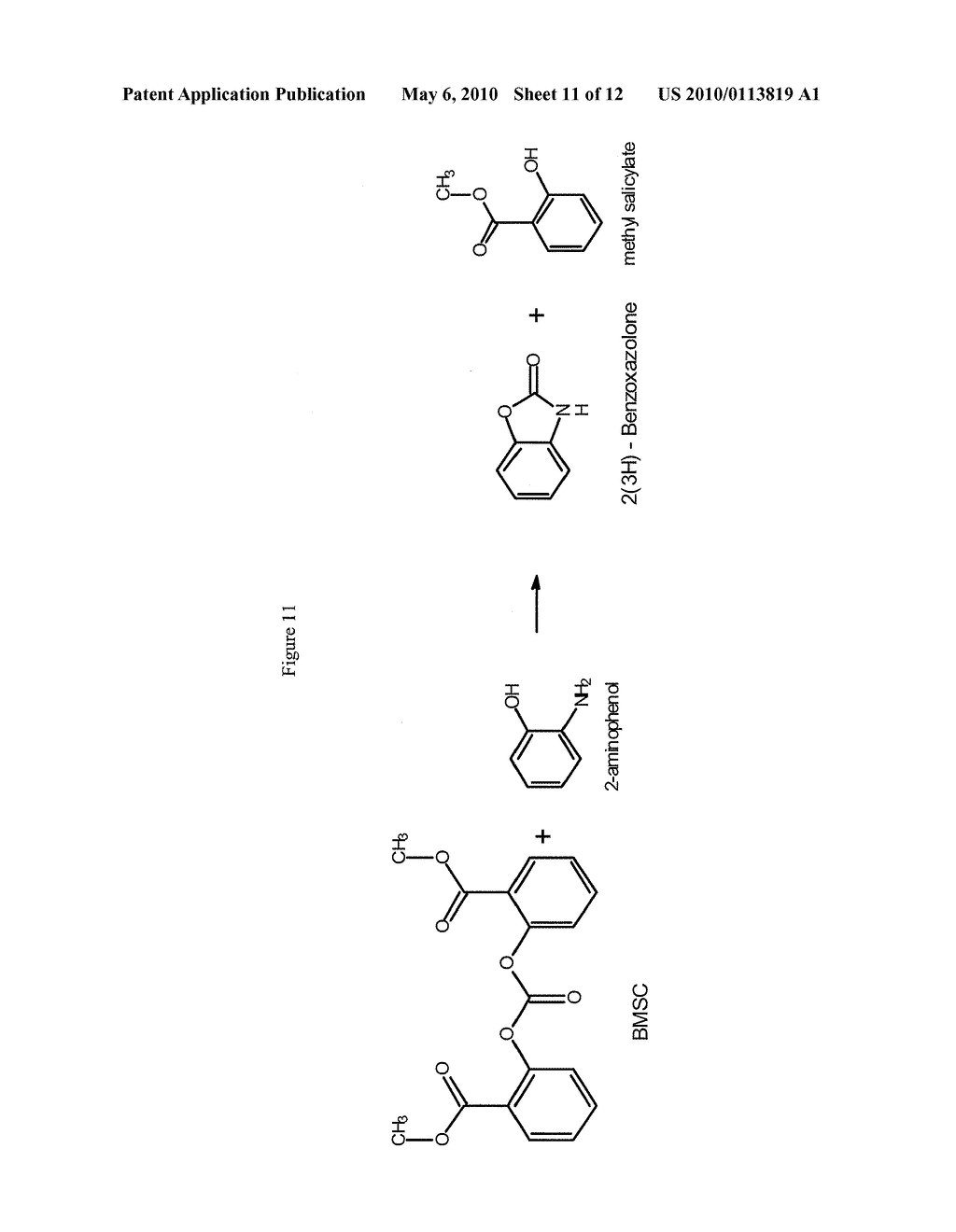 Method for Making Carbamates, Ureas and Isocyanates - diagram, schematic, and image 12