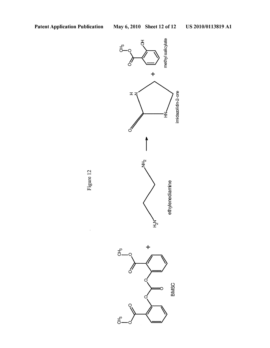 Method for Making Carbamates, Ureas and Isocyanates - diagram, schematic, and image 13