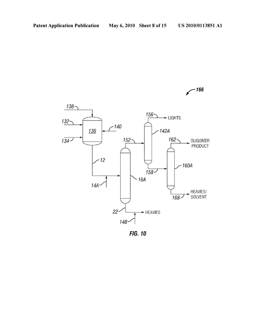 System and Method of Deactivating and Quenching an Oligomerization Catalyst - diagram, schematic, and image 09