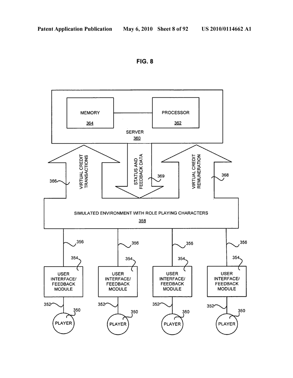 Real-world profile data for making virtual world contacts - diagram, schematic, and image 09
