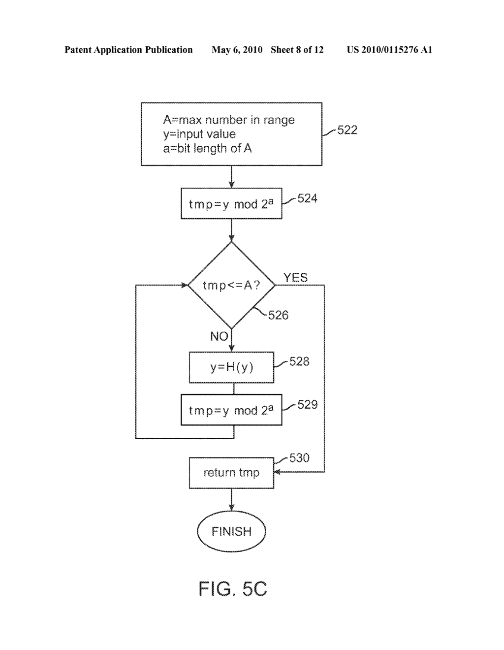 SYSTEM AND METHOD FOR DERIVATING DETERMINISTIC BINARY VALUES - diagram, schematic, and image 09